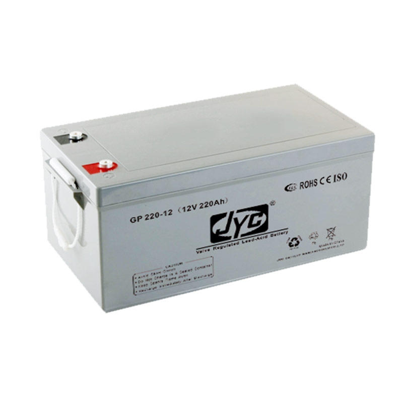 Top sale China manufacturer lead acid 24v 220ah battery