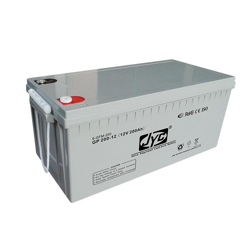High cost performance lead acid 200ah 12v high current battery