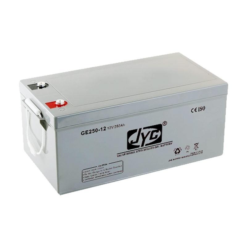 Solar Gel Battery 12v 250ah Sealed Deep Cycle Lead Acid Agm Battery For Golf cart/Solar System/UPS