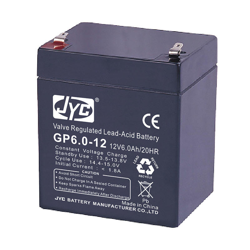 ODM OEM Slead Maintenance Free Lead Acid Small 24V 6Ah Battery