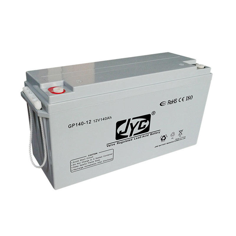 Hot Selling Sealed Maintenance Free Lead Acid 12v 140Ah Battery