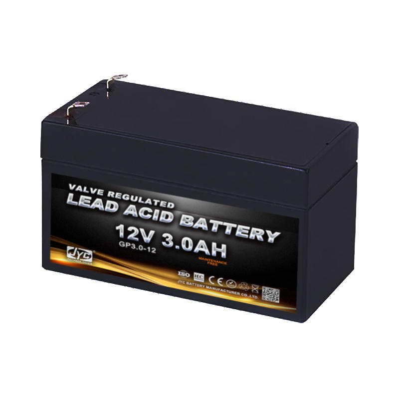 Maintenance Free Sealed Solar Battery 12v 3ah Lead Acid Battery