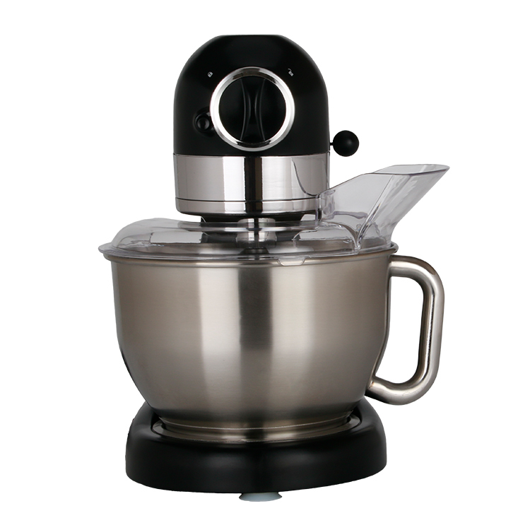 All metal gear system 1000w bread dough stand mixer