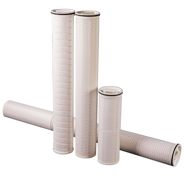 China Factory cartridge filter for pools high flow for water filters machine
