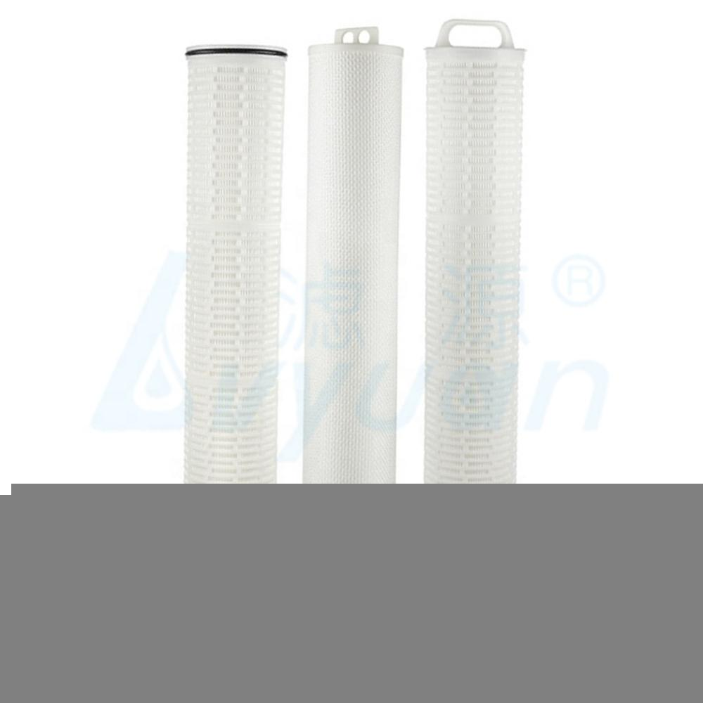 Water Filter Replacement cartridge 20 40 60 Inch High Flow Pleated Melt Blown Filter