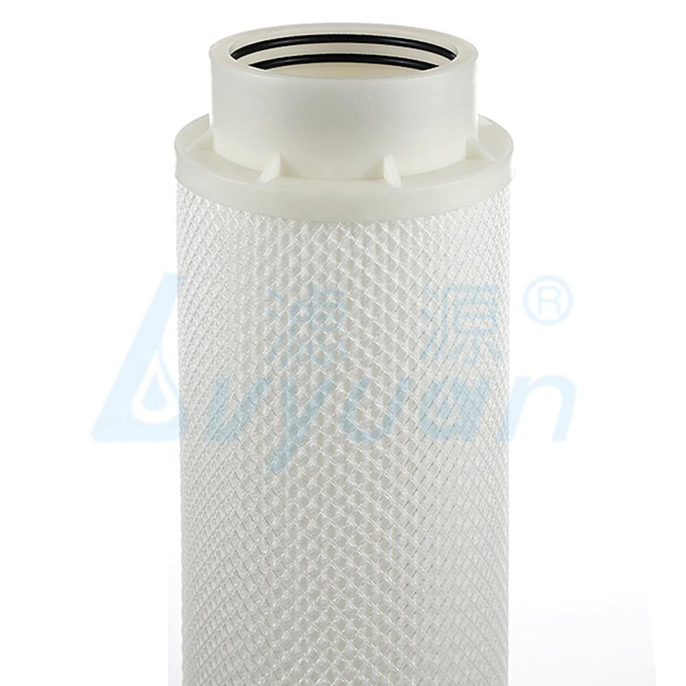 40 inch High flow filters supplier desalination filter cartridge for purification