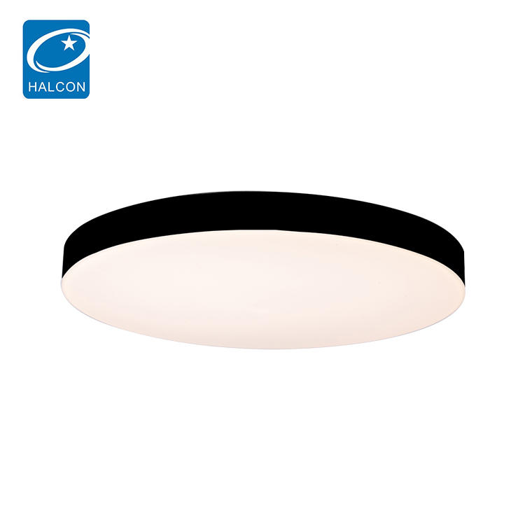Led light source ceiling mounted round ultra slim 30w 45w 60w led penal light