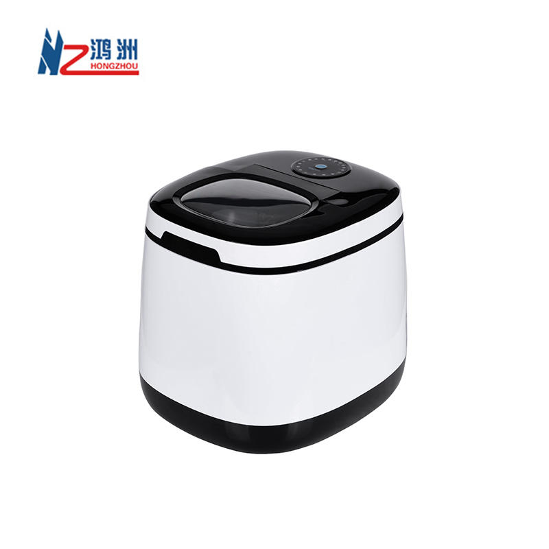 Small Energy-Saving Ice Maker for Home, Office, Bar