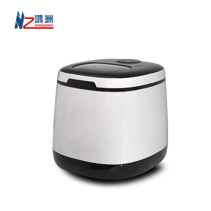 Popular Mini Ice Maker with Water Flowing Mode