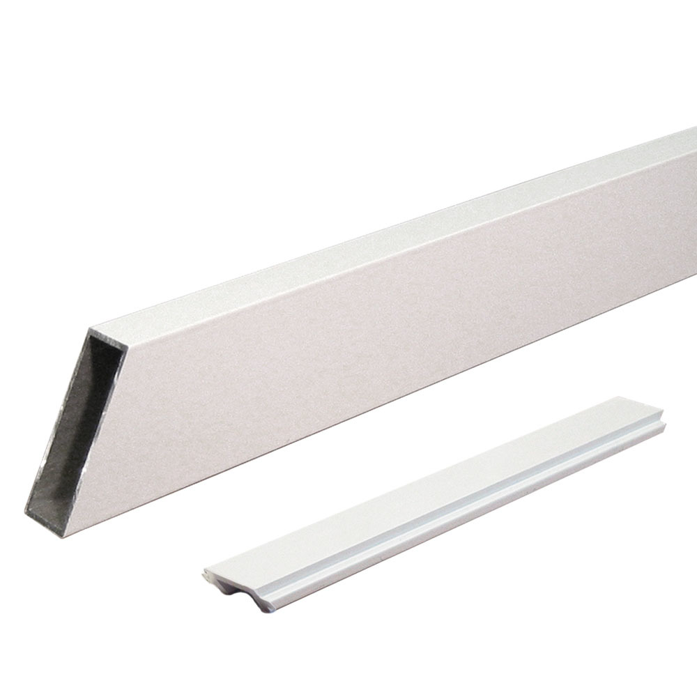 Aluminium fence slats 6061 t6profile