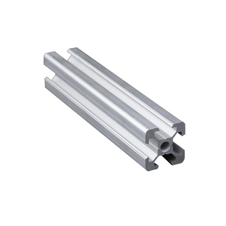 Linear guide 2020 T Slot anodized aluminum profile