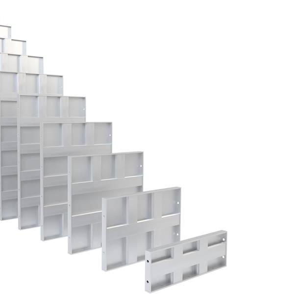 Good Quality Aluminum Formwork Concrete Construction Aluminum Template