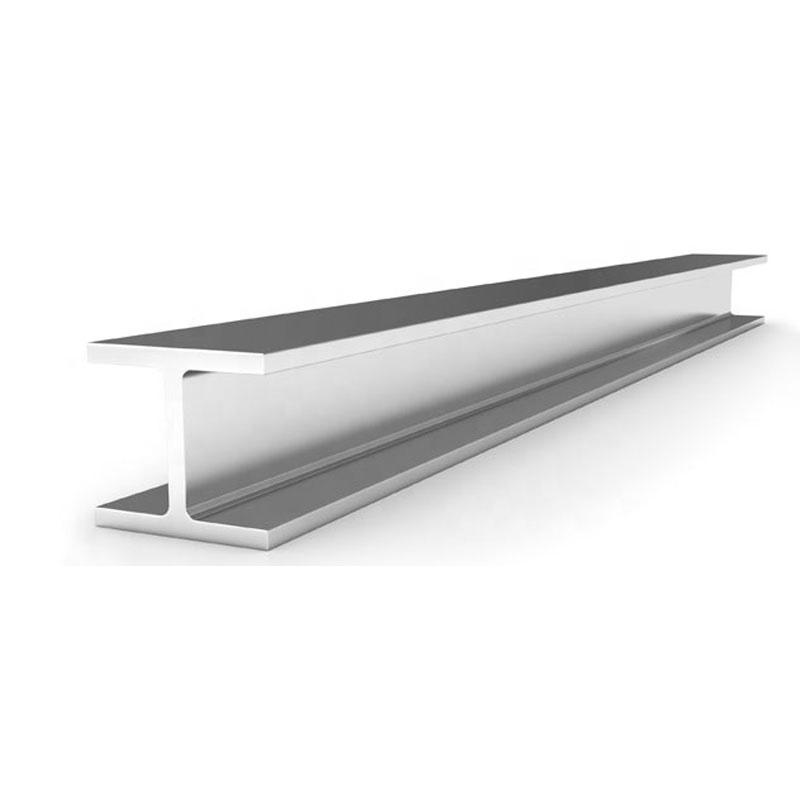 Anodized sliverH beam aluminum profile China supplier