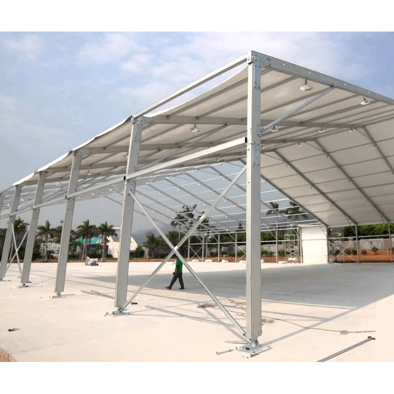 Cheap roof top tent aluminium frame profile aluminum tent trailer