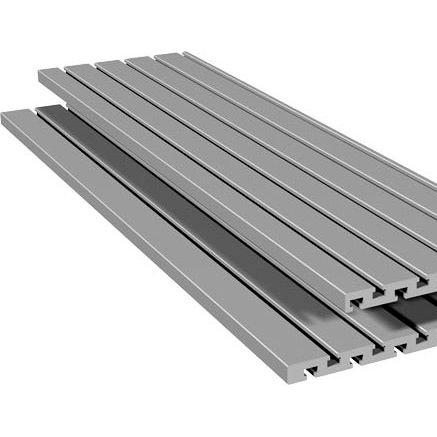 Cast aluminum T-slot plate 6060
