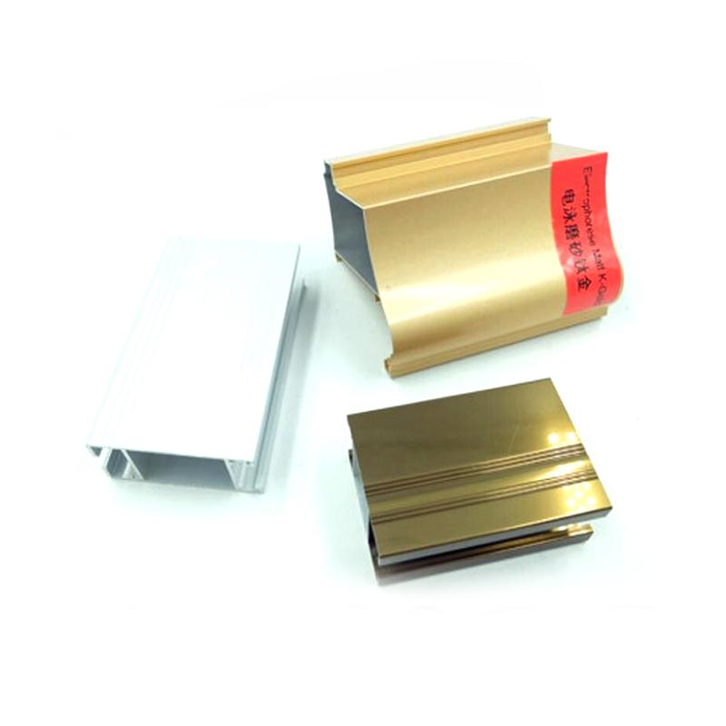 Standard 6063 t5 aluminum extrusion profile aluminum alloy tube