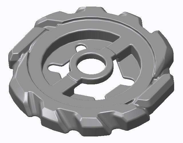 Good Price Aluminum Die Casting Extrusion Profile