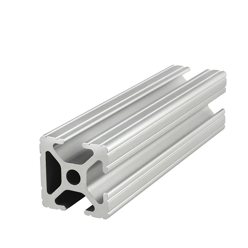 Top selling black anodized v slot extruded 2020 aluminium profile