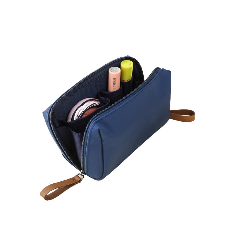 Personality Cosmetic Bag Women Makeup Pouch Toiletry Bag Fashion Necessaries Make up Organizer Case