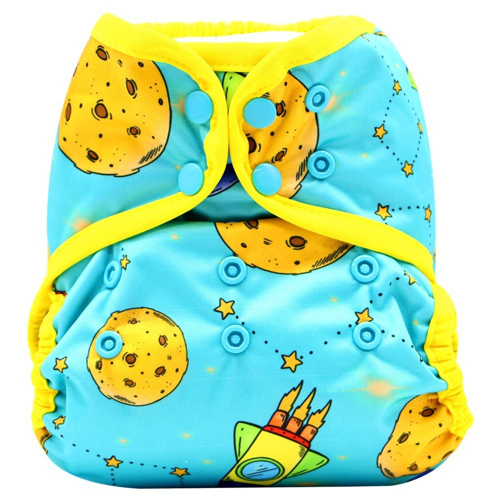 Factory Low Price Wholesale Baby Diaper Cover, Baby Breathable, Waterproof, Diaper, Washable And Adjustable
