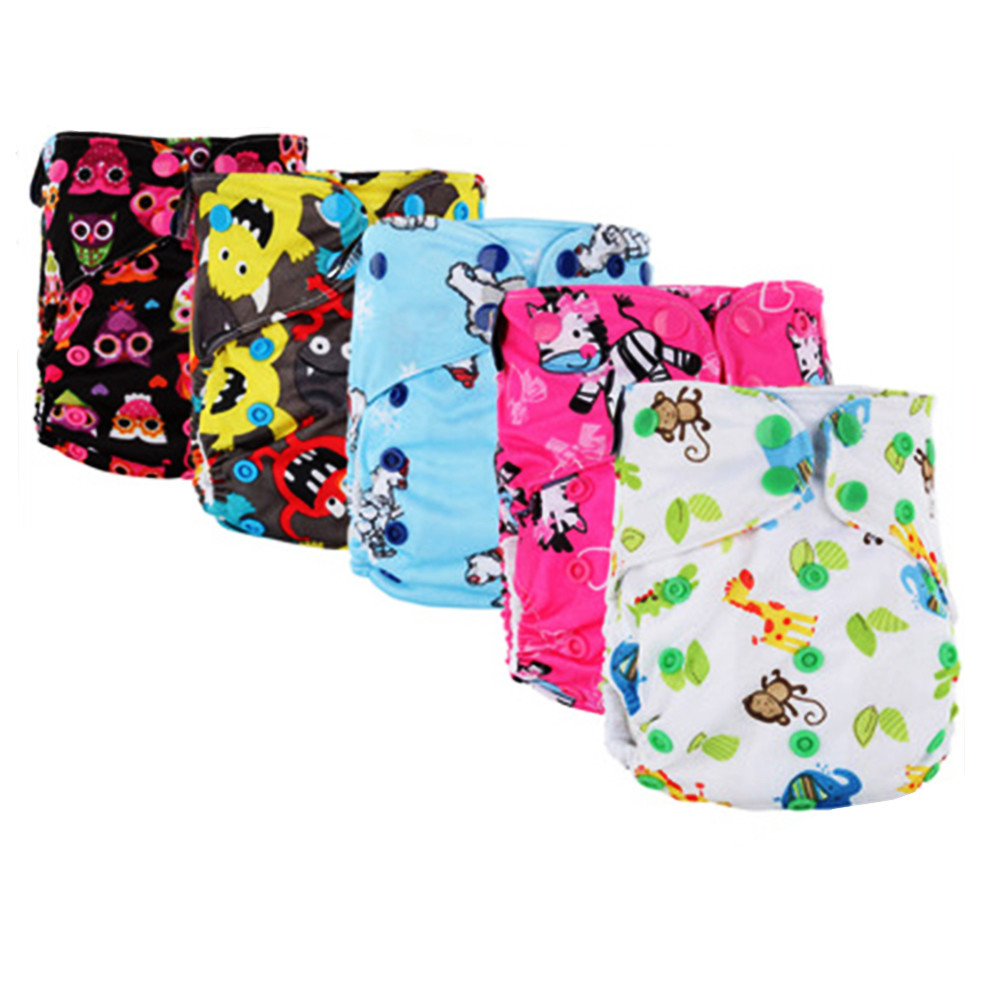 New Original Factory directly In Selling Washable Clothes Baby Diapers Cotton Washable