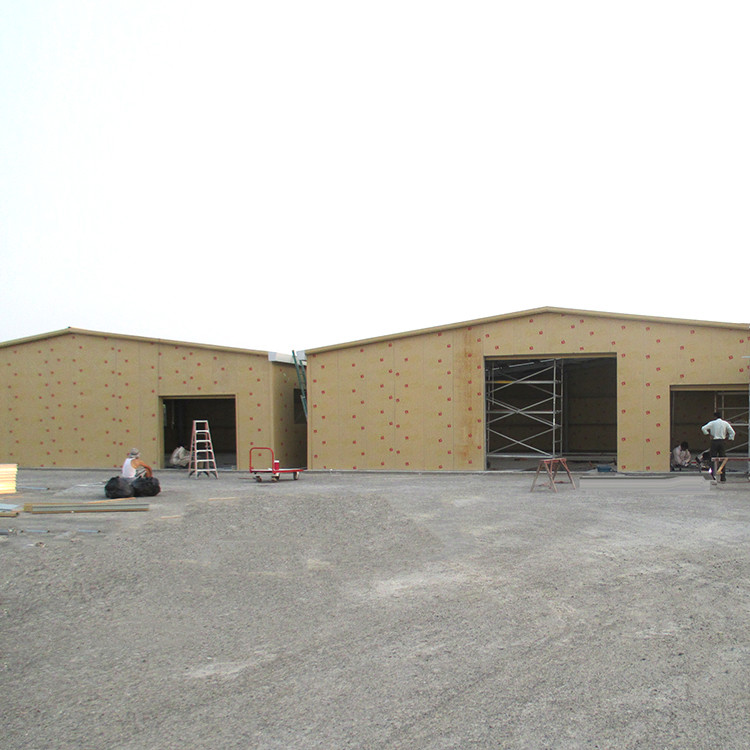 Portable Factory Price Building Materials Steel Structure Fabrication