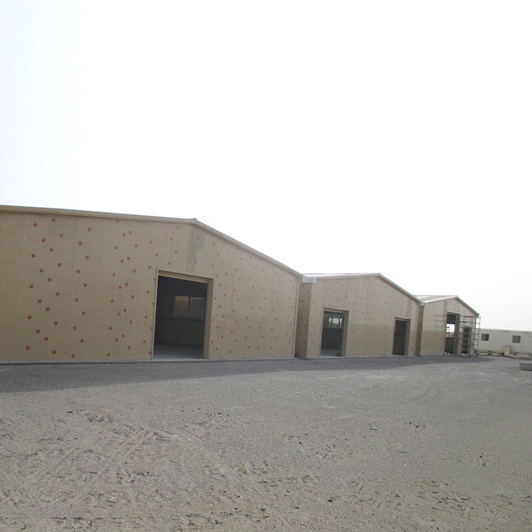 Industrial Shed Design Building Big Prefabricated Steel Structure Warehouse