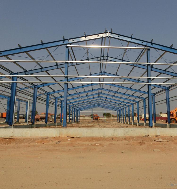 light frame steel structure building steel hangar buildings prefabricated steel sheds