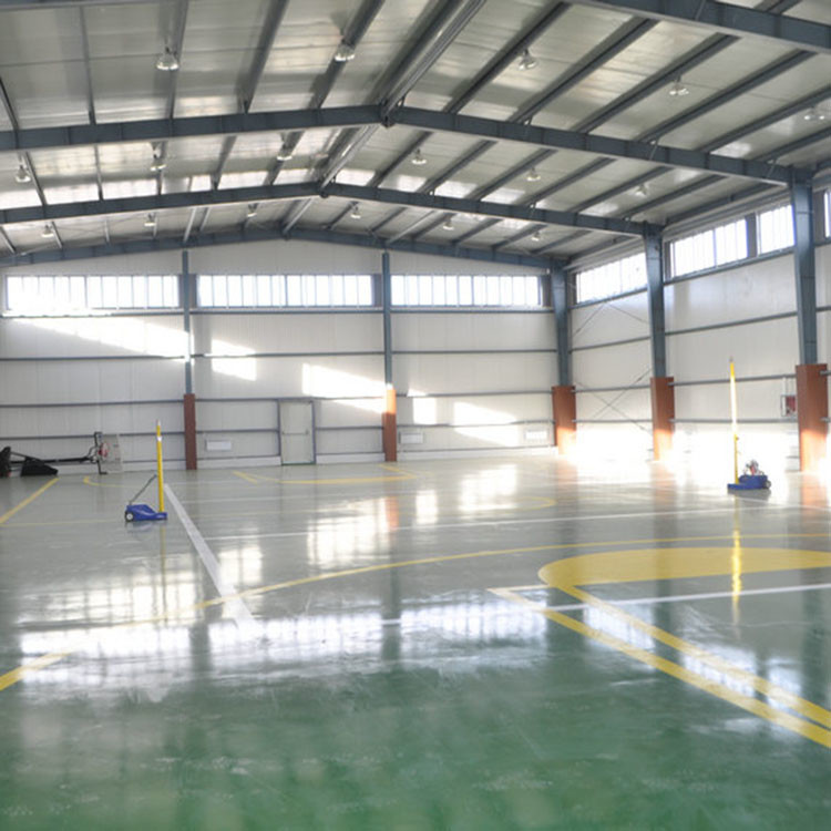 Good quality steel fabrication workshop layout and design steel structure factory