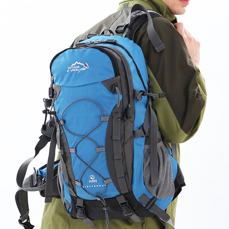 product-Osgoodway2 Water Resistant Nylon Hiking Backpack Outdoor Sports Camping Bag for Wholesale-Os-1