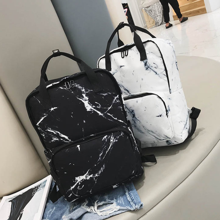 product-Osgoodway-Osgoodway Custom Dye Sublimation Backpack Canvas College Bags Girls Backpack with