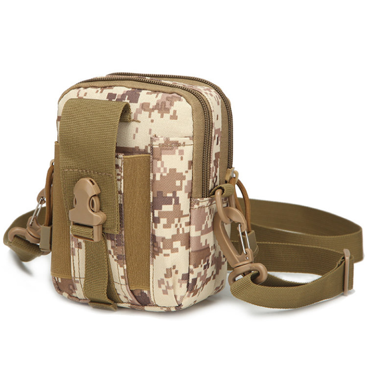 Osgoodway2Tactical Military Pouch Bag Waist Bag for Men Belt Mini Tactical Backpack Small