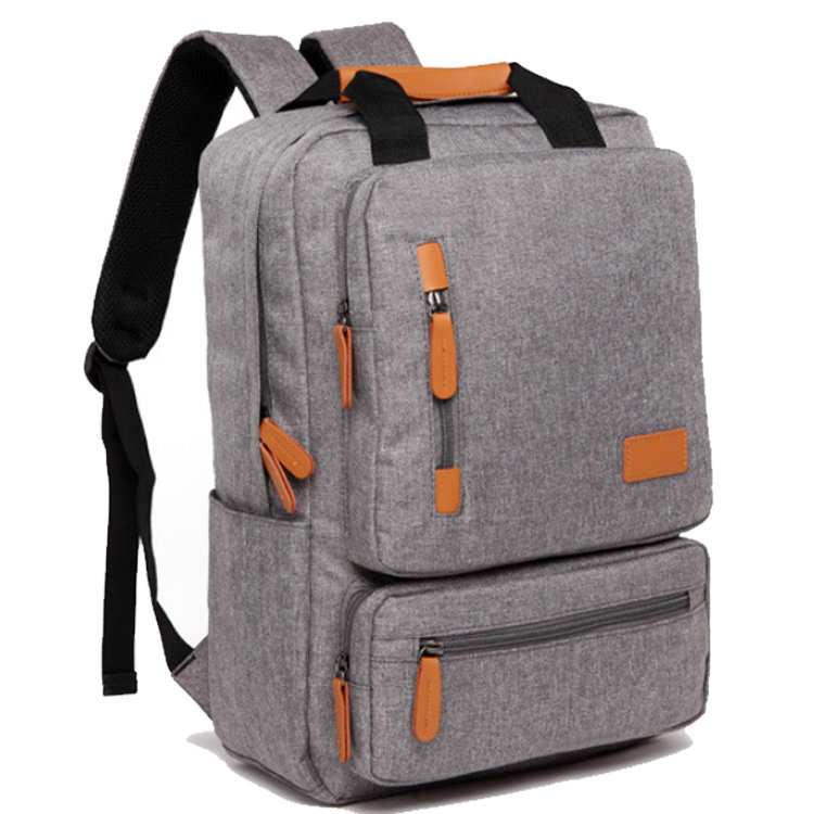 Osgoodway High-Capacity OEM Polyester Student Backpack School Bags Backpack for Teenager
