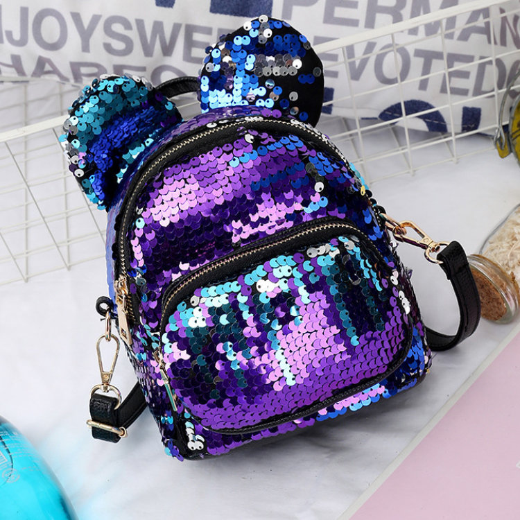 product-Osgoodway-Osgoodway2 Most Fashion Magic School Backpack Mermaid Reversible Sequin Backpack B