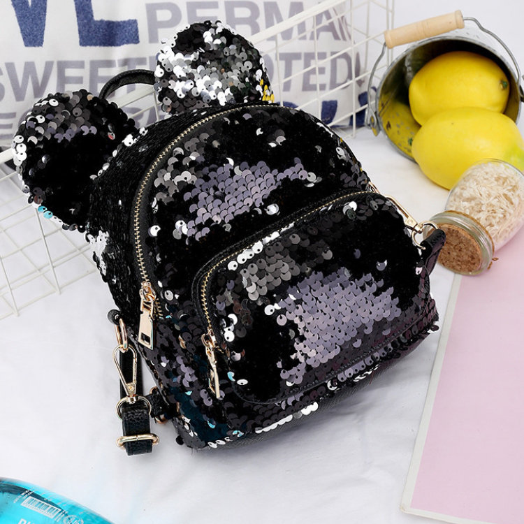 product-Osgoodway2 Most Fashion Magic School Backpack Mermaid Reversible Sequin Backpack Bag for Chi-1