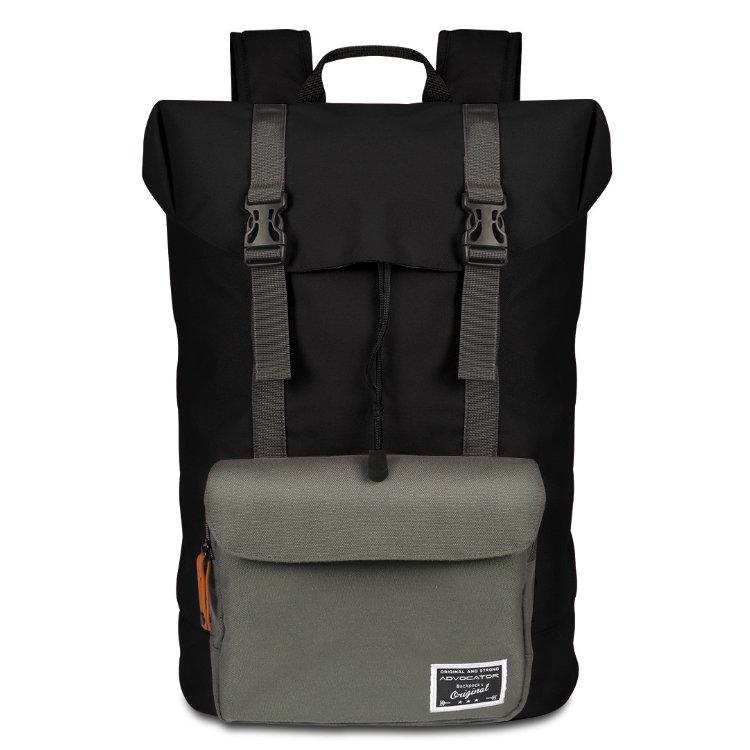 product-Osgoodway Large Outdoor Hiking Backpack Oxford Women Drawstring Laptop Rucksack Backpack Bag-1
