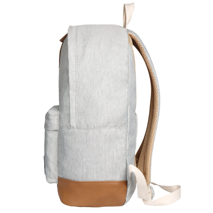 product-Osgoodway-Osgoodway Low MOQ Custom Logo Bagpack Polyester Vintage High School Rucksack Backp