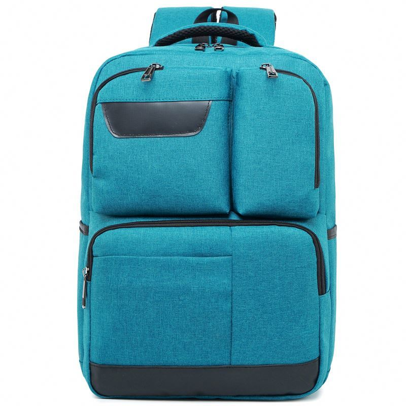 Osgoodway Multi Pockets Roomy Travel Laptop Rucksack Boys Customized School Backpack for Students