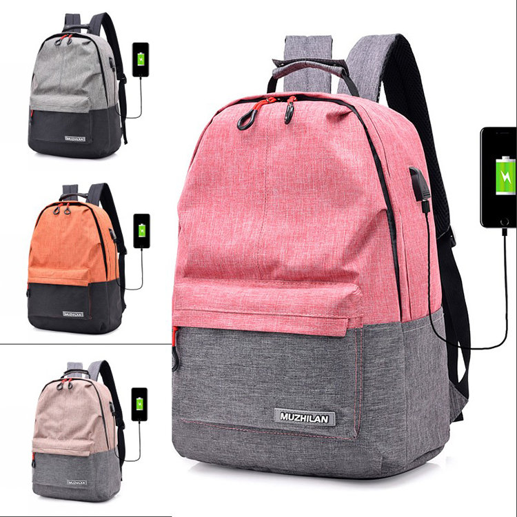 product-Osgoodway2 Wholesale Wear Resistant Fabric Business Travel Backpack Fashion School Backpack--1