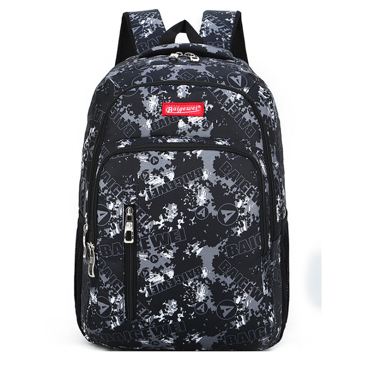 product-Osgoodway BSCI Factory Custom Sublimation Printing Girl Fashion Backpack for College Student-1