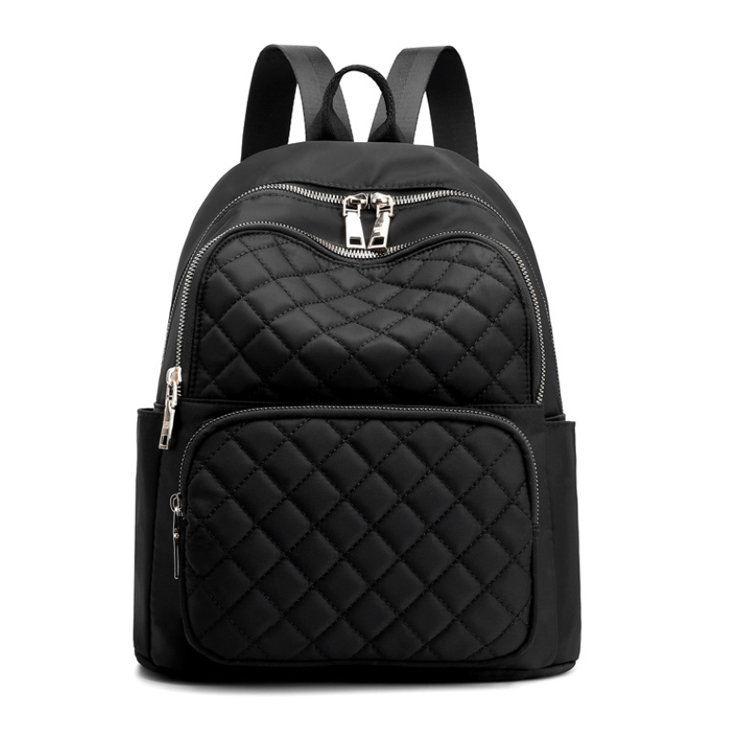 product-Osgoodway-Osgoodway2 Fashion Quilted Ladies Backpack Bag Waterproof Women Outdoor Leisure Tr