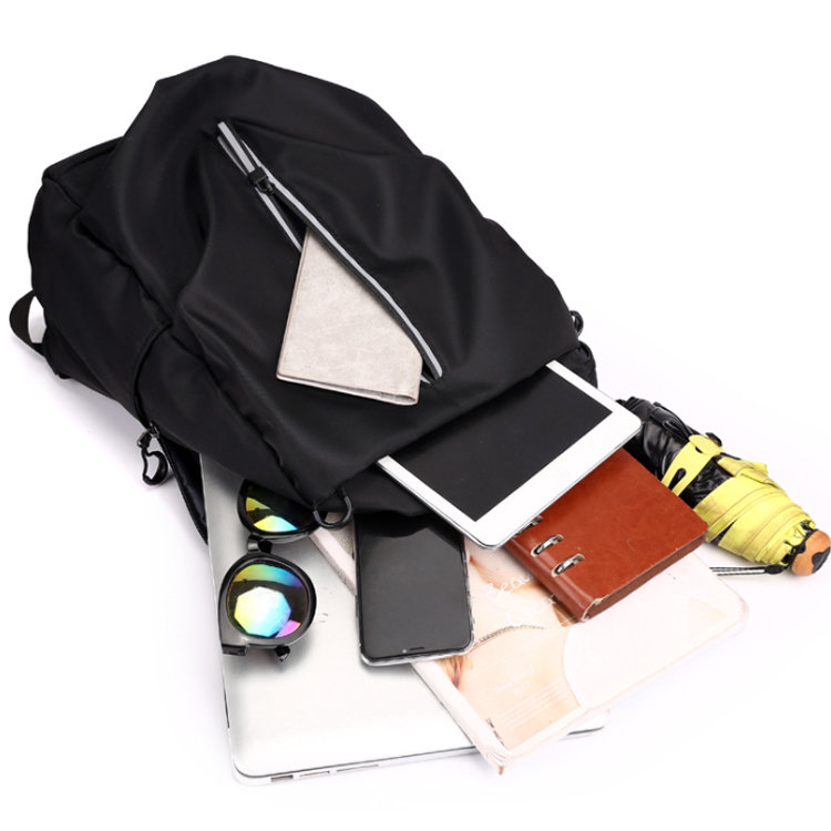 product-Osgoodway-Osgoodway2 Fashion Nylon Business Laptop Bag University Students USB Men Travel Ba