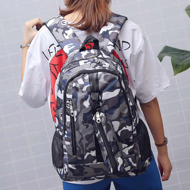 product-Osgoodway-Osgoodway New Outdoor Daypack Camouflage Bagpack Travel Backpack for School Colleg