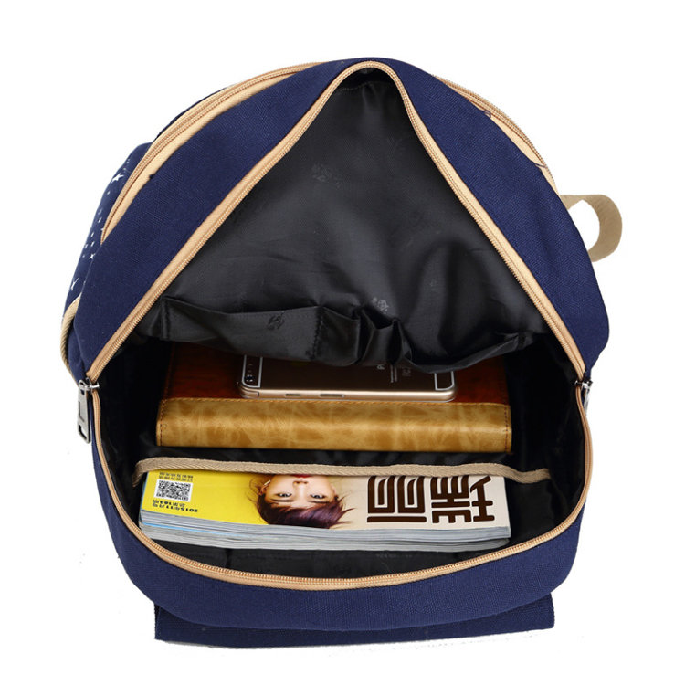 product-Osgoodway2 Wholesale China Travel Bags Sets Kids Canvas School Backpacks-Osgoodway-img-1
