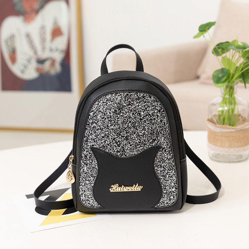 product-Osgoodway-Osgoodway2 New fashion colorful cat mini messenger small bag women leather backpac