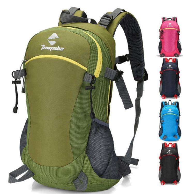 Osgoodway2 Wholesale Nylon Outdoor Travel Trekking Backpack 40L Hiking Backpack Waterproof