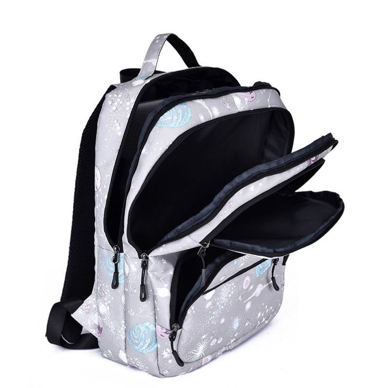 product-Osgoodway-Osgoodway Personalized Women Casual Backpack Printing Style Fashion Student School