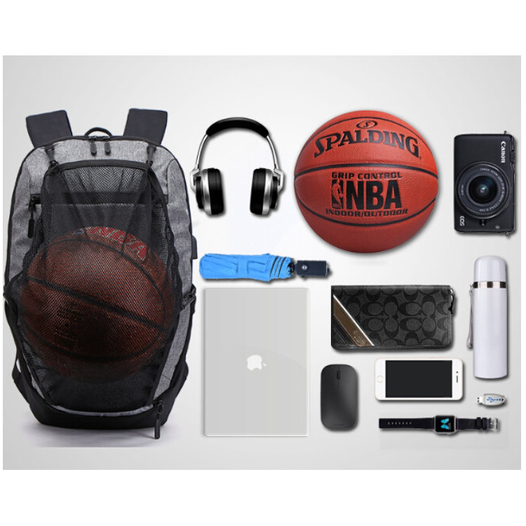 product-Osgoodway2 Multipurpose Trendy Students Bag Basketball Sport Backpack with Charger-Osgoodway-1