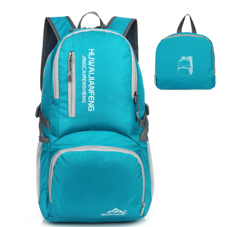 Osgoodway2 Waterproof Stored Packable Folding bag Waterproof Shoulder Backpack