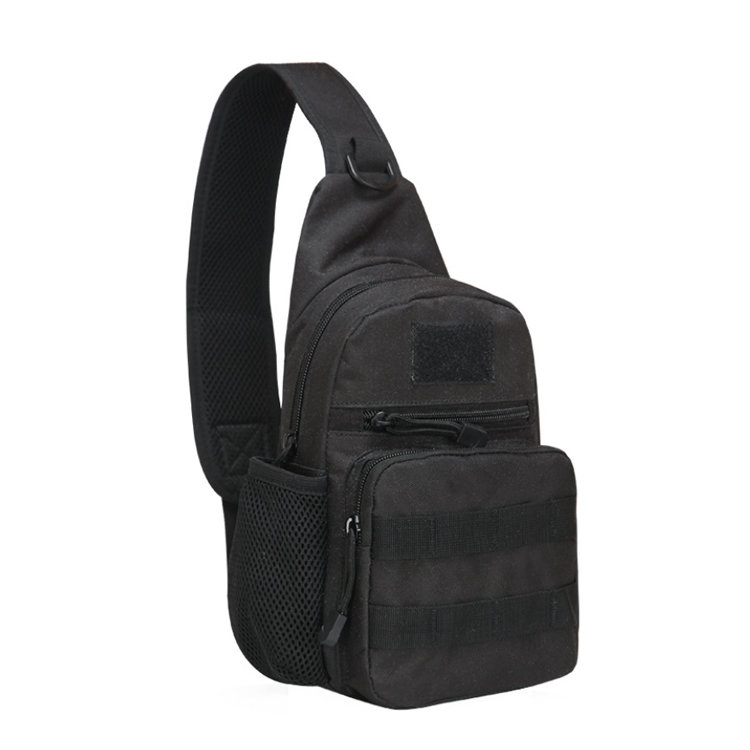 Osgoodway2 Unisex Fashion Travel Sling Bag Chest Crossbody Bag Men Shoulder Bag